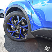 Custom Color Match Painted Rim